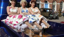 TLB Revival 2nd Edition The Siren Sisters - Classic cars and bikes Exeter - Turner Locker
