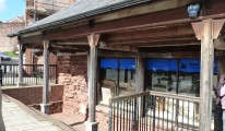 shop to let Exeter quay  (3)