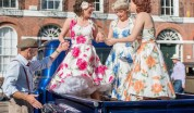TLB Revival 2015 Exeter with The Siren Sisters