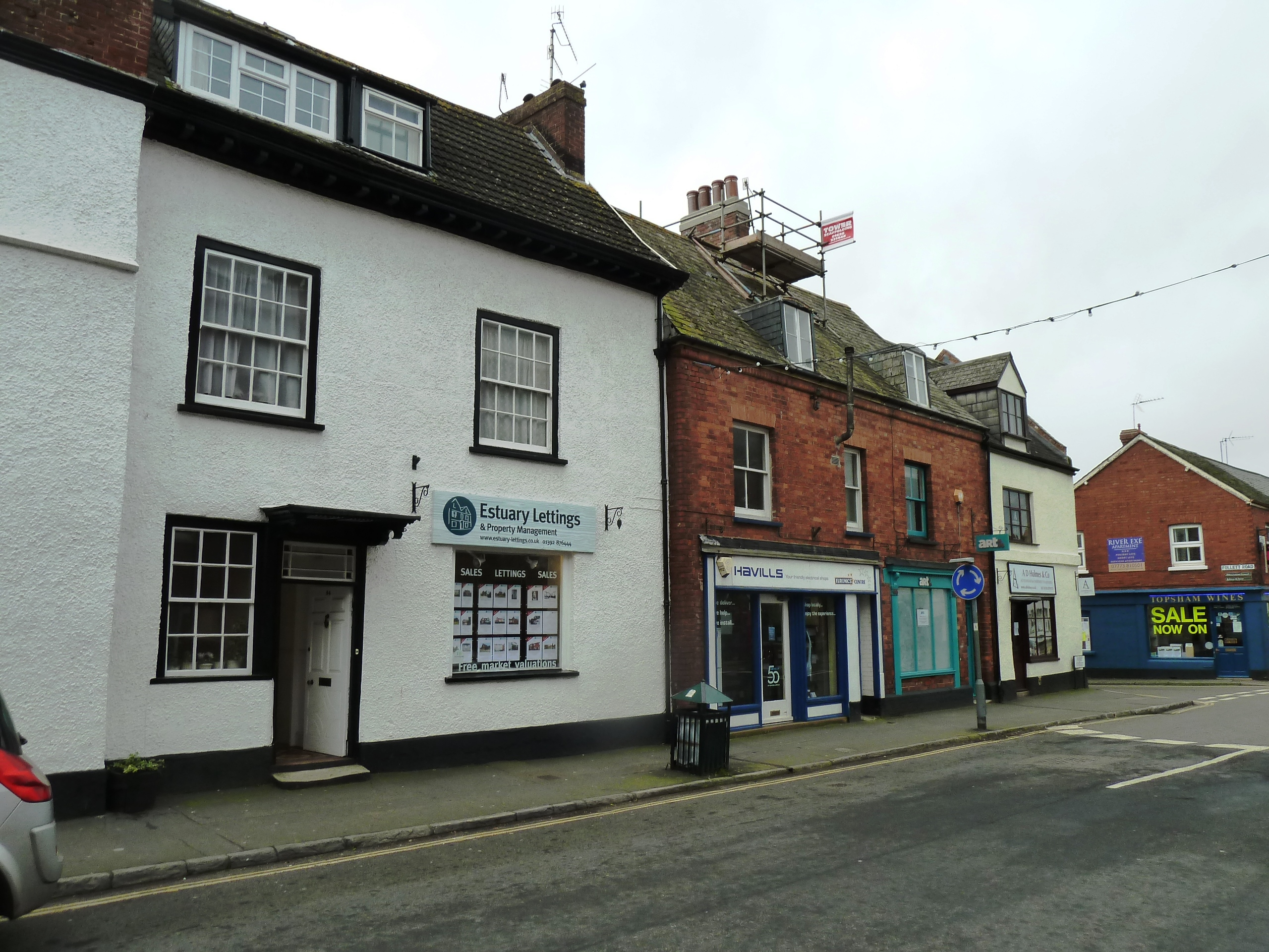 Propertys For Sale In Topsham