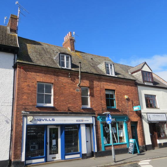 Propertis For Sale Topsham Devon