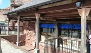 retail unit on the River Exe