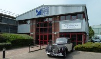 Office and showroom Matford business park Exeter to let