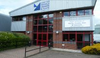 Office showroom to let Matford Business Park Exeter (5)