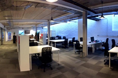office space exeter. Acting For The New Ownwrs Of Kings Wharf Turner Locker Have Let Just Over 4000 Sq Ft Contemporary Office Space To A Co-work Venture Company. Exeter 4