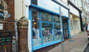 Exeter retail shop let by Turner Locker