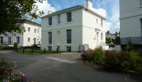 Office to Let 6 Baring Crescent Exeter EX1 1TL