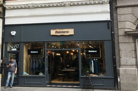 new retailer for Exeter