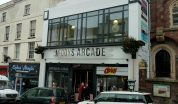 McCoys Arcade Retail Units for rent Exeter