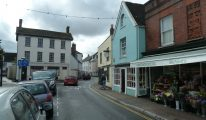 Retail shop to let Topsham EX3 (19)