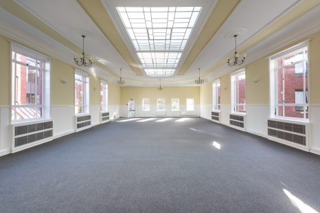 open plan office Exeter