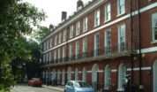 Exeter city centre ground floor offices to let