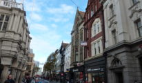 high st 57 Exeter EX1 offices let
