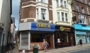A3 A4 takeaway Exeter to let (5)