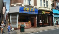 A3 A4 takeaway Exeter to let (6)